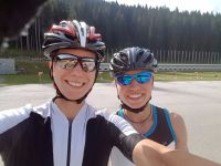 Trainingslager in Bohinj/Slowenien