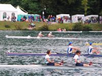 FISA-World Masters Regatta in Bled